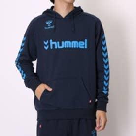 ヒュンメル hummel ハンドボールシャツ スウェットパーカー HAP8149    ネイビー (ネイビー)