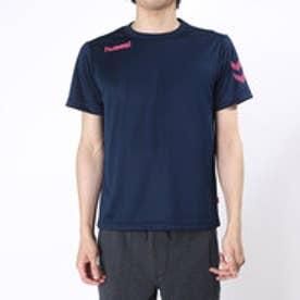 ヒュンメル hummel Tシャツ ワンポイントドライTシャツ HAY2067