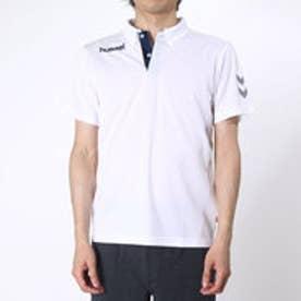 ヒュンメル hummel ポロシャツ ワンポイントドライポロシャツ HAY2069