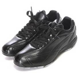 イグニオ IGNIO 野球スパイク IGー8BS0015BK ブラック (ブラック BK)