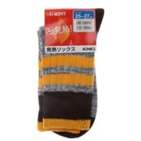 イグニオ IGNIO メンズ ソックス メンズ ソックス IG-6C18025MD ヒ グレー