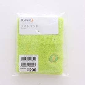 イグニオ Ignio リストバンド IG-9C12109ロゴW1 グリーン