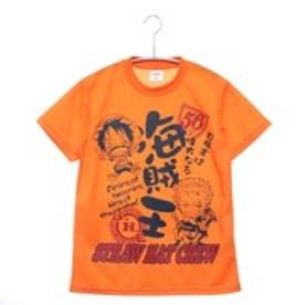 イグニオ Ignio ジュニアシャツ IG-9C42135OP コ オレンジ