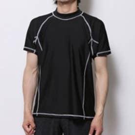 イグニオ Ignio ラッシュガード IG-3S13654SSY ブラック