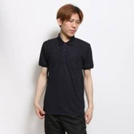 イグニオ IGNIO ポロシャツ IG-9C11515PSムシク ネイビー