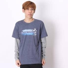 イグニオ IGNIO Tシャツ IG-9C16515MK 2P  ネイビー (ダークブルーPL/GY)