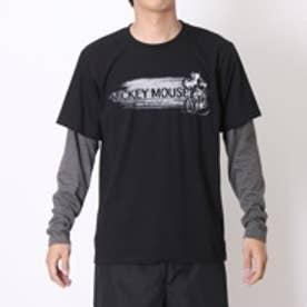 イグニオ IGNIO Tシャツ IG-9C16515MK 2P  ブラック (ブラックD/GY)