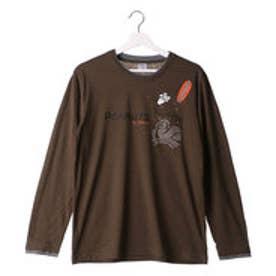 イグニオ IGNIO メンズ コラボ長袖Tシャツ IG-9C16526PN