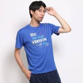 イグニオ Ignio テニスTシャツ IG-2TW3035TSMK ブルー