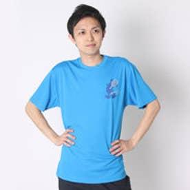 イグニオ IGNIO テニスTシャツ  IG-2TW3016TSMK ブルー (ブルー)