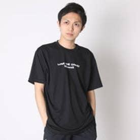イグニオ IGNIO テニスTシャツ  IG-2TW3046TSTM ブラック (ブラック)