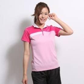 イグニオ Ignio テニスシャツ IG-2TW2505PSMK レッド