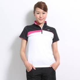 イグニオ Ignio テニスシャツ IG-2TW2505PSMK ブラック