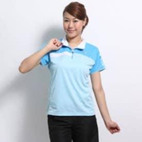 イグニオ Ignio テニスシャツ IG-2TW2505PSMKY ブルー