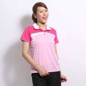 イグニオ Ignio テニスシャツ IG-2TW2505PSMKY レッド
