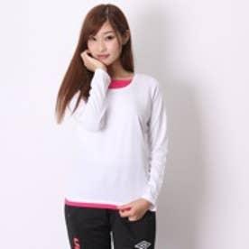 イグニオ IGNIO Tシャツ IG-9A26615TL ホワイト (ホワイト)