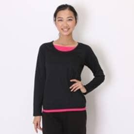 イグニオ IGNIO Tシャツ IG-9A26615TL ブラック (ブラック)