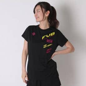 イグニオ IGNIO バレーボールTシャツ IG-8VW2006TS (ブラック)
