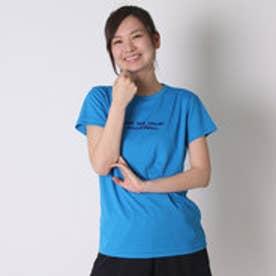 イグニオ IGNIO バレーボールTシャツ IG-8VW2026TSTM ブルー (ブルー)