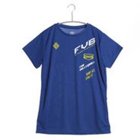 イグニオ IGNIO バレーボールTシャツ IG-8VW2006TS ブルー (コバルトブルー)