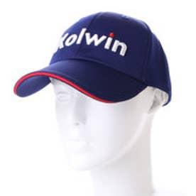 コルウィン Kolwin ゴルフキャップ  KO-1C2166CP                   (ネイビー)