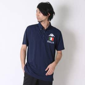 カッパ Kappa ゴルフシャツ 半袖シャツ(ゴルフ5別注) KG612SS91S (ネイビー)