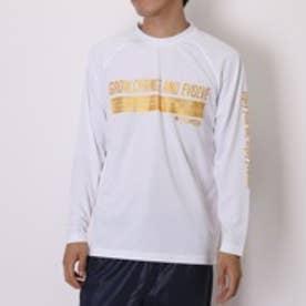 ケイパ kaepa 長袖Tシャツ KP-93223 ホワイト (ホワイト)