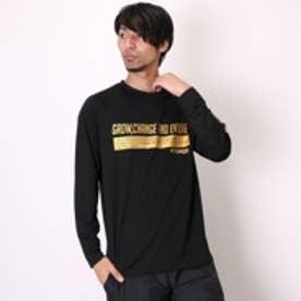 ケイパ kaepa 長袖Tシャツ KP-93223 ブラック (ブラック)