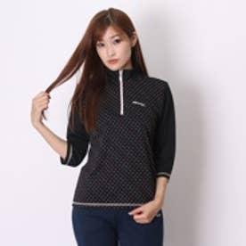 ケイパ kaepa 7分袖Tシャツ KPL93113 ブラック (ブラック)
