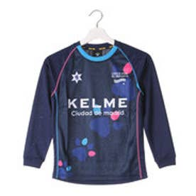 ケレメ KELME ジュニア サッカー/フットサル 長袖シャツ Jrプラクティスシャツ KC33710J