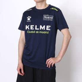 ケレメ KELME フットサルプラクティスシャツ KCX122 (ネイビー)