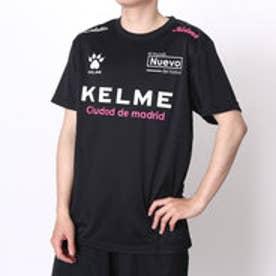 ケレメ KELME フットサルプラクティスシャツ KCX122 (ブラック)