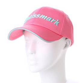 キスマーク kissmark ゴルフキャップ  KM-1C116CP                    (ピンク)