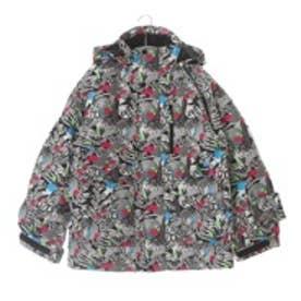 キスマーク kissmark ジュニアボードジャケット ジュニアスキージャケット KM-6J905 ブラック