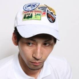【値下げ】 キスマーク kissmark KM-1C005CPゴルフウェア(ホワイト)