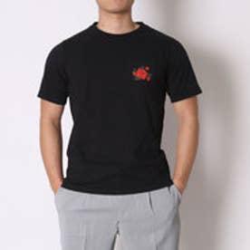キスマーク kissmark Tシャツ  KM-9A016ボタン