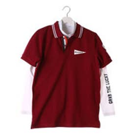 キスマーク kissmark メンズ ゴルフ セットシャツ KM-1L216RYP (ピンク)