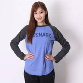 キスマーク kissmark Tシャツ ネイビー (ロイヤルブルーBK)
