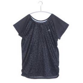 キスマーク kissmark ランニングTシャツ  KM-3I516 16SS (ブラック)