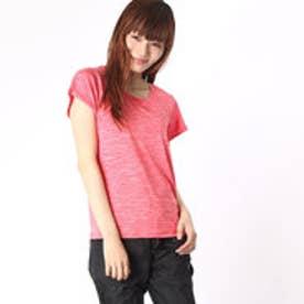 キスマーク kissmark レディース 陸上/ランニング 半袖Tシャツ KM-3I706