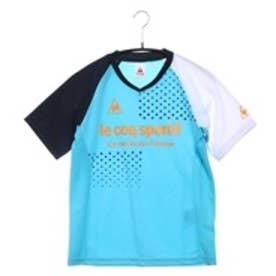 ルコック le coq sportif ジュニアサッカープラクティスシャツ QS092151JA ブルー