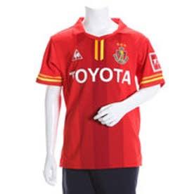 ルコックスポルティフ le coq sportif ジュニアサッカーレプリカ 半袖ゲームシャツ QH-74216GJ (レッド)