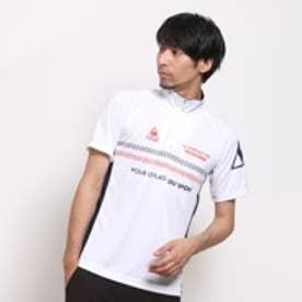 ルコック le coq sportif 半袖ポロシャツ LQ 711051HZP ホワイト