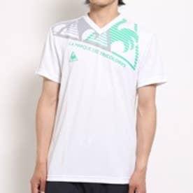 ルコック le coq sportif Tシャツ LQ 012151V Bマーク ホワイト