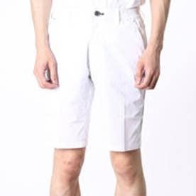 ルコックスポルティフ le coq sportif ゴルフショートパンツ シヨートパンツ QG8599 (ホワイト)