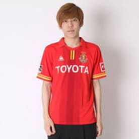 ルコックスポルティフ le coq sportif サッカーレプリカシャツ 半袖ゲームシャツ QH-74216GR (レッド)