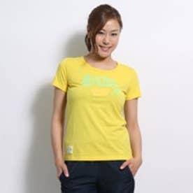 ルコック le coq sportif Tシャツ QL-036251A イエロー