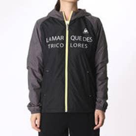 ルコックスポルティフ le coq sportif レディース ウインドジャケット ウインドジャケット QB-577563A (ブラック)