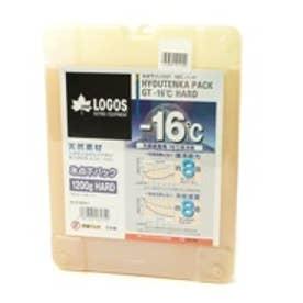 ロゴス Logos 蓄冷剤 蓄冷剤 氷点下パックGT-16℃・ハード1200g