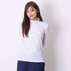 マリ クレール marie claire ゴルフインナーシャツ  735-592 ホワイト (ホワイト)